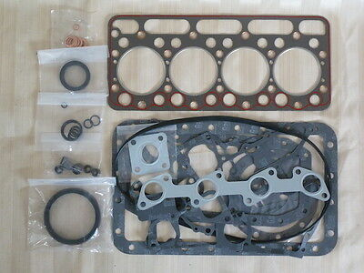 Kubota V1902 Diesel Engine Full Gasket Set