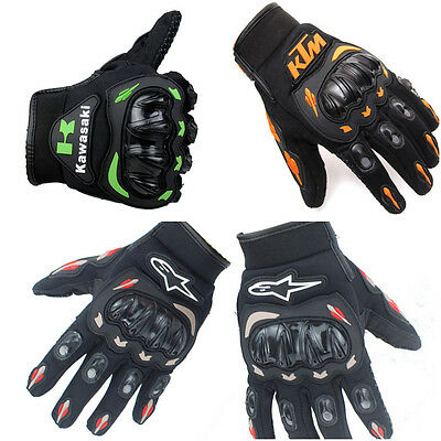 Motocross Gloves  Full Finger 3 Brands Protective Gear Xtreme Sports Downhill