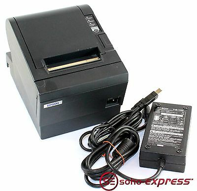 Epson Thermal Receipt Usb Printer Tm-T88Iii M129C