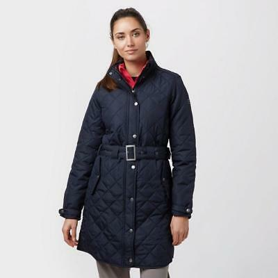 Regatta Femmes Cordelette Jacket Outdoor Clothing Navy