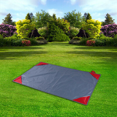 Fixed Portable Foldable Picnic Camping Blanket Beach Mat Outdoor Camping ES