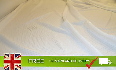 2 Way Stretch Knitted Mattress Topper replacement Cover with Zip  (COVER ONLY)