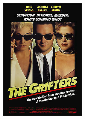The Grifters (1990) - A2 POSTER ***LATEST BUY 1 GET 1 FREE OFFER***