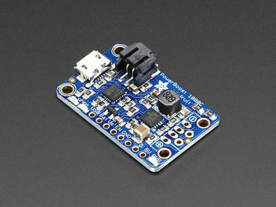 Adafruit PowerBoost 1000 Charger - Rechargeable 5V Lipo USB Boost @ 1A [ADA2465]