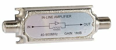 Labgear LLADTV In Line DVBT TV Signal Amplifier