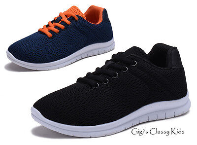 New Boys Girls Tennis Shoes Athletic Sneakers Toddler Youth Kids Running Casual