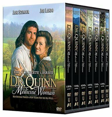 Dr. Quinn, Medicine Woman: The Complete Series