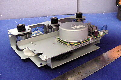 Marvelous Japan Servo Motorized Assembly With 3 Sequenceable Geared Clutches!