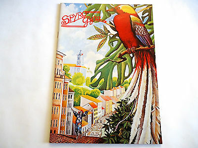 SPYRO GYRA in JAPAN 1980 CONCERT TOUR PROGRAM BOOK Carnaval Catching The Sun