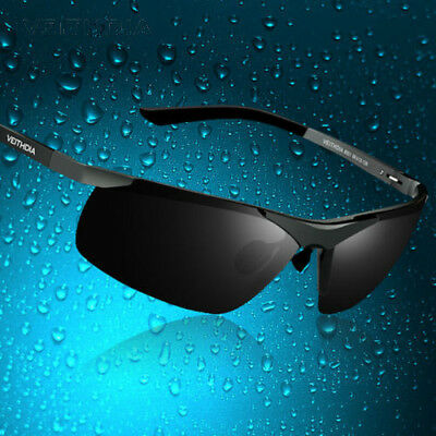 New-Polarized-Mens-Sunglasses-Outdoor-Sports-Aviator-Eyewear-Driving-Glasses AU