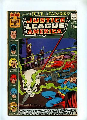 Justice League of America #84 - DC 1970 - VG+