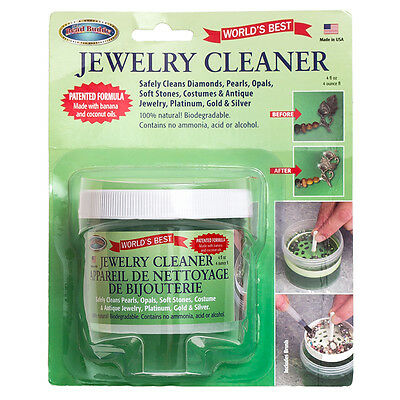 Bead Buddy Jewellery Cleaner Solution 4oz 100% Natural (H107/2)