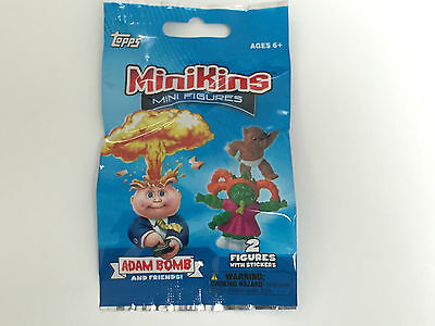 2013 USA Garbage Pail Kids MiniKins SERIES 1 SEALED PACK Like Cheap Toys