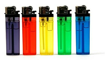 Lot De 5 Briquet Jetable