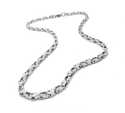 316L Surgical Stainless Steel Bike Chain