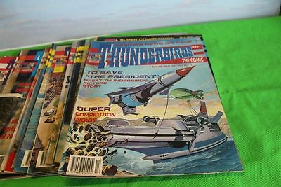 Thunderbirds Comics 25 Issues 1992 To 1993