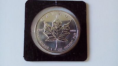 1997 Canada $5 Silver Maple Leaf Coin Sealed