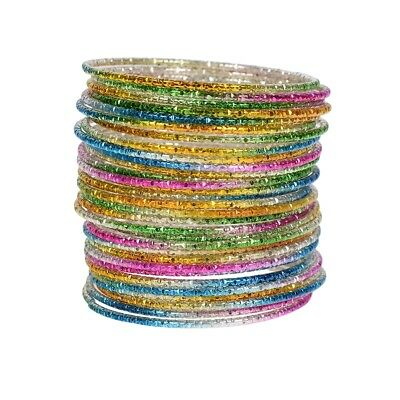 50pcs Mixed Wholesale Kids Children Alloy Bracelets Jewelry Party Bag Fillers