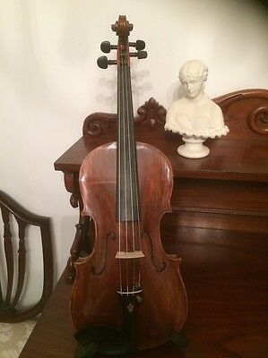 Antique violin , German 4/4