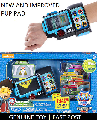 Paw Patrol Mission Paw - Mission Pup Pad - New Release - IN STOCK Genuine Toy