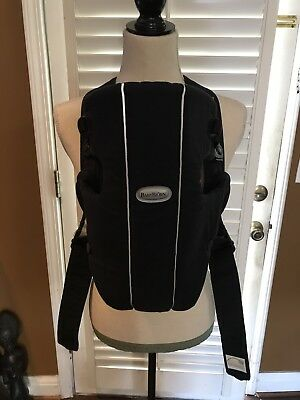 b7679c0043d BABY BJORN BABY Carrier BABYBJORN 8-25LBS - Pre-owned CLEAN -  28.99 ...