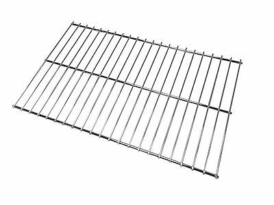 CHROME BBQ BARBECUE REPLACEMENT COOKING GRILL 37.5cm x 23.5cm