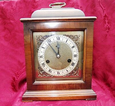 Smiths Tompion Bracket Clock