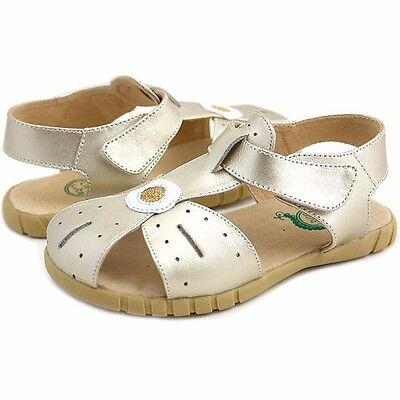 NEW Livie & Luca Size 3Y Celestina in Gold (3 Youth Big Girls)