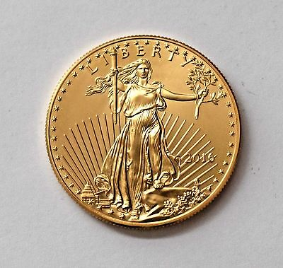 2016 American Gold Eagle 1 oz. in Mint State