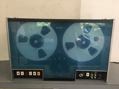 EMI SE7000 Data Reel To Reel Recorder Sci-Fi Man Cave Parts Only