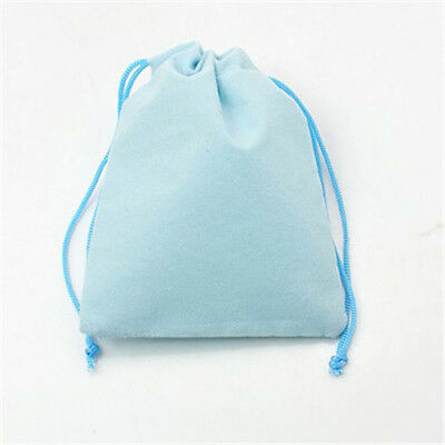 100PCS Velvet Jewelry Gift Bags Wedding Party Favor Bags Jewelry Pouches Wrap