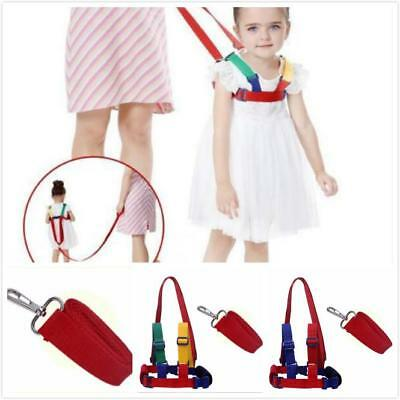 Baby Toddler Walking Wing Belt Safety Harness Strap Walk Assistant Kids Carry W