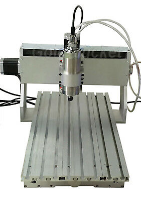 CNC 3040 Router Milling Engraving Machine Supporting Frame Windows XP/2000