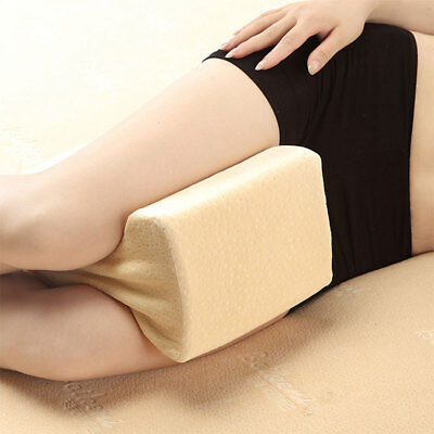 Knee Pillow Clip Leg Memory Foam Wedge Slow Rebound Memory Cotton Clamp Massage