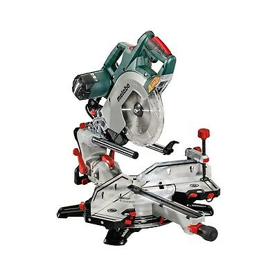 Metabo KGSV 72 XACT SYM Mitre saw with Sliding Combination Bar 612216000