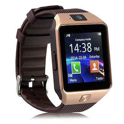 Newest Bluetooth Smart Watch DZ09 Smartwatch GSM SIM Card For Android Phone G MD