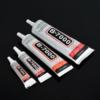 10/15/50/110ml Industrial Adhesive B-7000 Glue for Phone Frame Bumper Jewelry