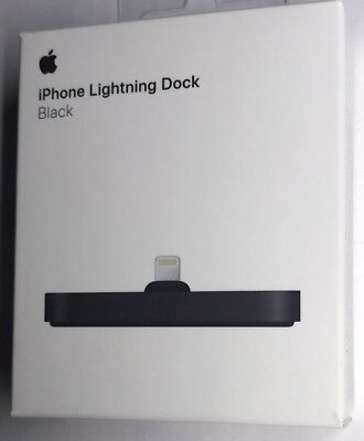 original iphone lightning dock space grau eur 34 99 picclick de. Black Bedroom Furniture Sets. Home Design Ideas