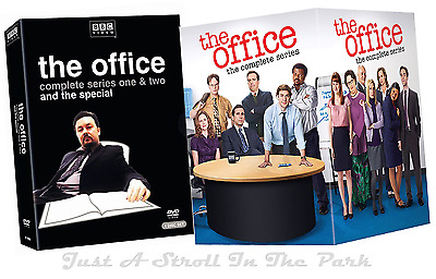 The Office Complete Uk Series Seasons 1 2 Special Box