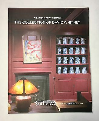 Sotheby's An American Visionary The Collection of David Whitney New York  8273