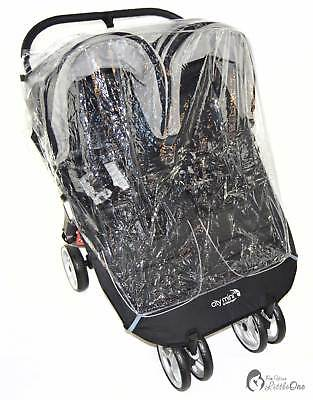 Raincover Compatible With Hauck Roadster Duo SLX Twin Double Pushchair (213)