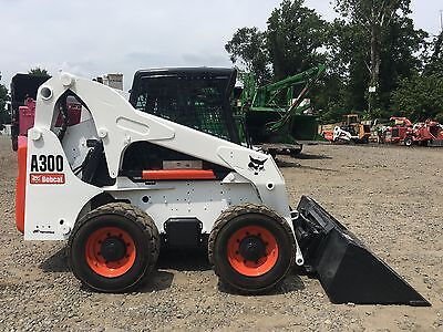 2011 Bobcat A300 Skid Steer