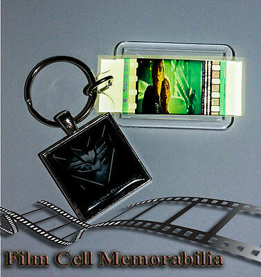 Transformers DOTM - 35mm Film Cell Movie KeyRing and Pendant Keyfob Gift