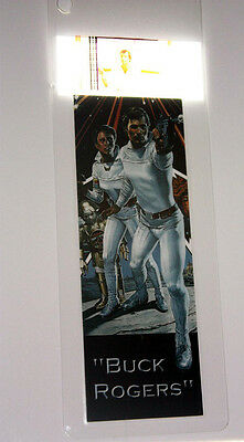 Film Cell Bookmark 35mm - Buck Rodgers Movie Memorabilia Gift RARE