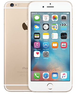 Apple iPhone 6 16GB GSM Factory Unlocked Smartphone- GOLD