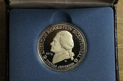 1976 Bicentennial Medal Commemorating The Declaration of Independence