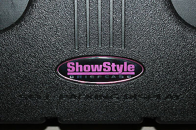 ShowStyle briefcase self-packing tabletop display
