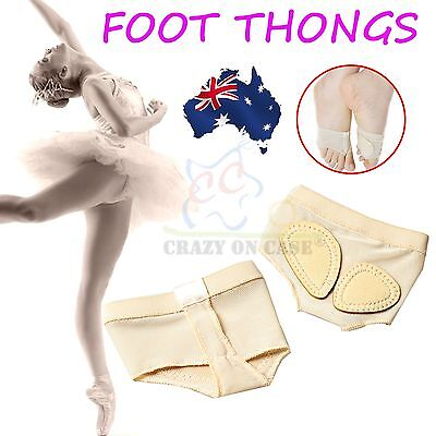 Foot Thongs/Foot Undies/Toe Thongs/Modern Contemporary/Dance Shoes/Half Lyrical
