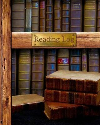 Reading Log Gifts for Book Lovers / Reading Journal [ Softback ... 9781519531544