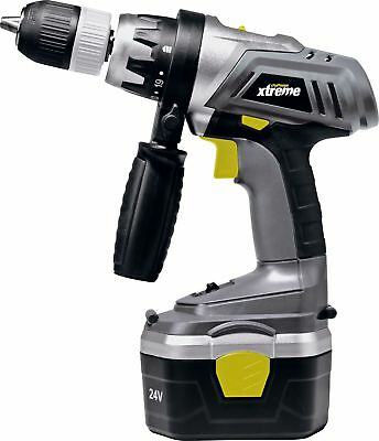 challenge xtreme 24v hammer drill from the argos shop on. Black Bedroom Furniture Sets. Home Design Ideas